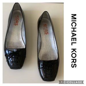 Michael Kors Ballet Flats Loafers size 6  leather